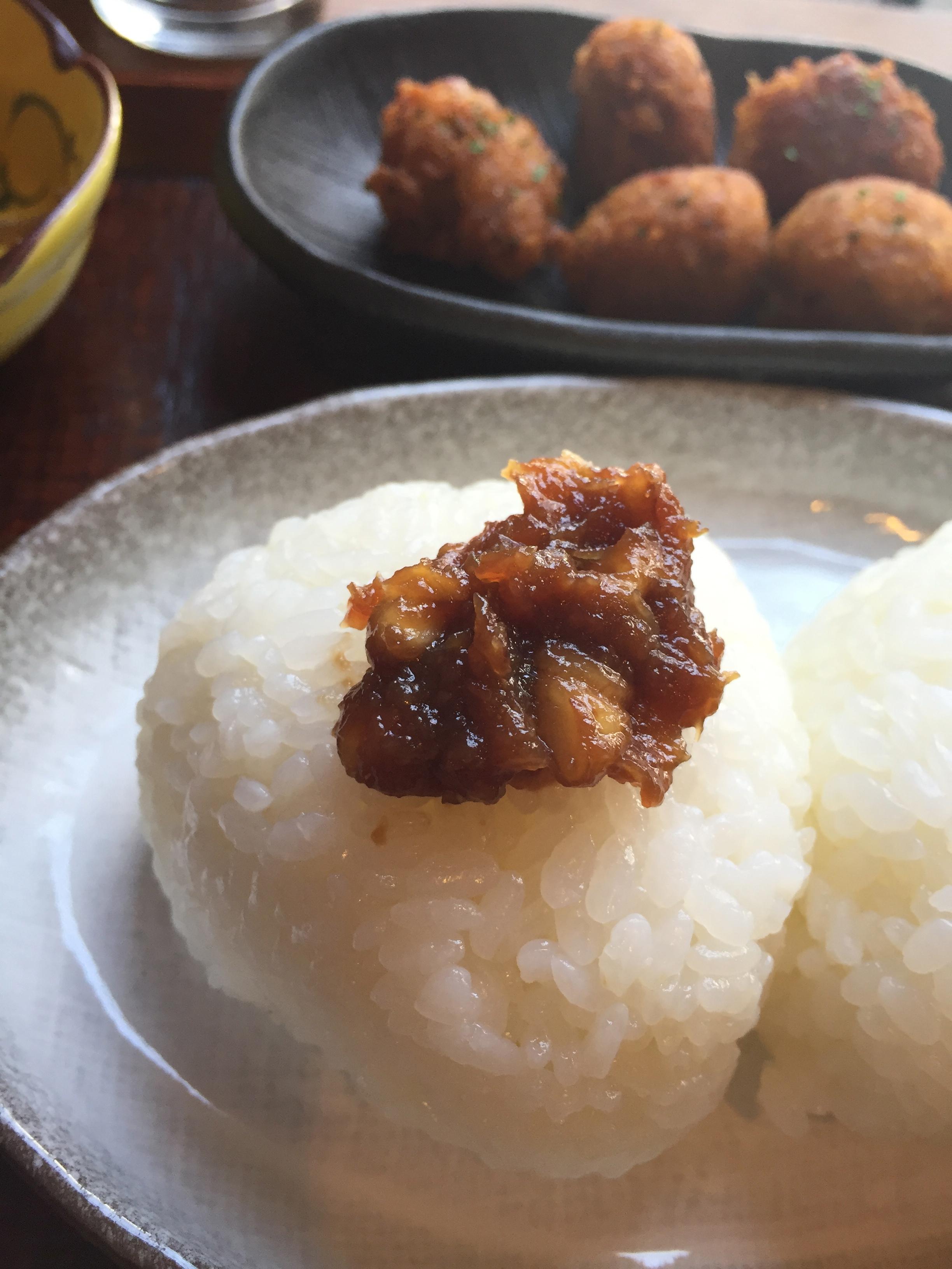 谷町6丁目・空堀らへんご紹介♪新潟の契約農家のお米がおいしい!お米カフェ「結びや」