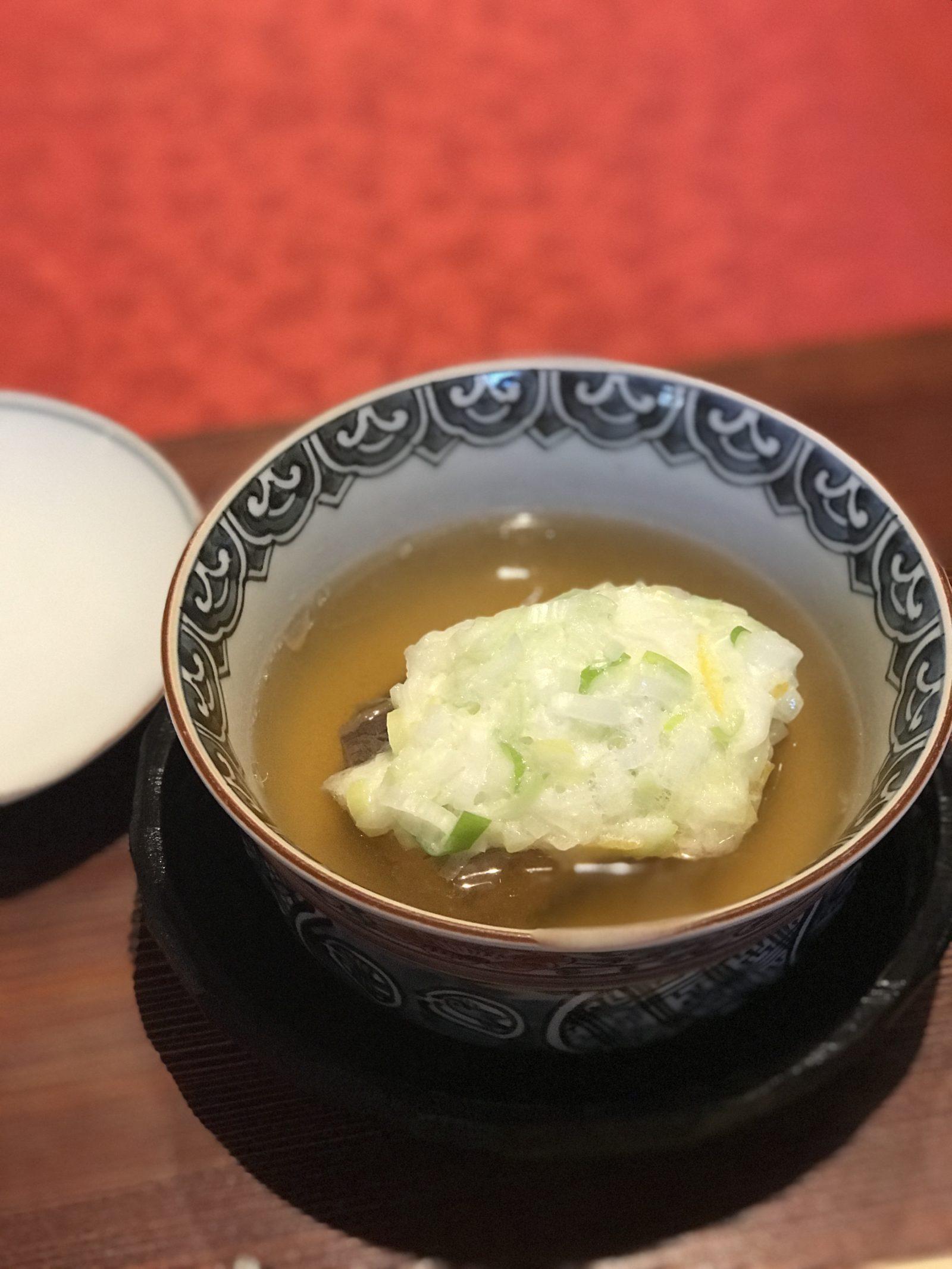 京都へお出かけ♪ 祇園割烹『陶然亭(とうぜんてい)』本格京料理を気軽に味わう。