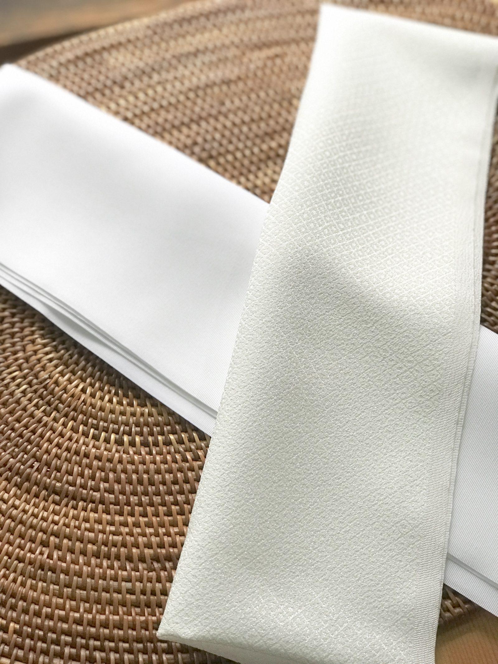 白い半襟でお洒落したい!自宅で洗えてリーズナブルなのも嬉しい