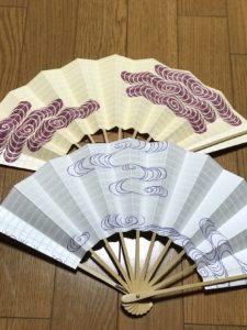 日本舞踊 上方舞 初心者さんが扇を持つまで。