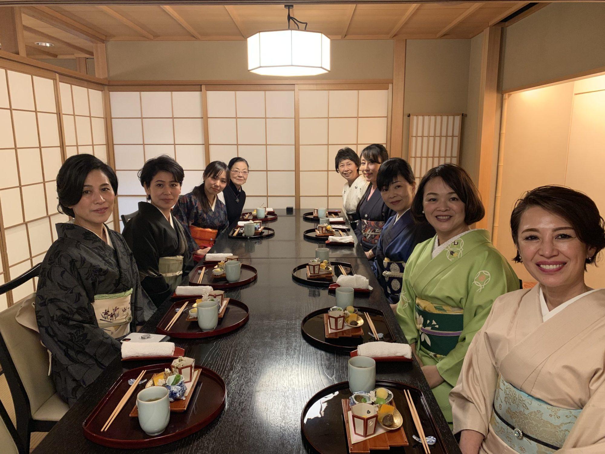 """2019.03.23""""呼吸からきもの美人に""""イベント開催レポート その2"""